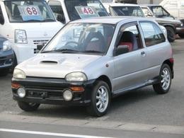 スバル ヴィヴィオ 660 M300 エクストラ 純正エアロ&シート&マフラー アルミ 後期