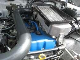 リビルトエンジン、ファイターエンジニアリング製クラフトマンタフエンジン新規搭載済み。■慣らし運転が必要です。