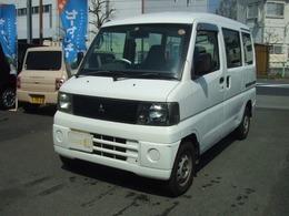 三菱 ミニキャブバン 660 CD 5MT