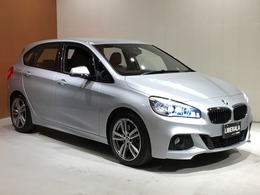 BMW 2シリーズアクティブツアラー 225i xドライブ Mスポーツ 4WD アドバンスドアクティブセーフティPKG 茶革