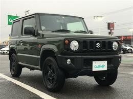 スズキ ジムニー 660 XL 4WD ワンオーナー/5MT/ドラレコ/シートヒーター
