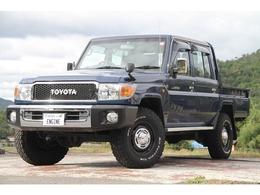 トヨタ ランドクルーザー70ピックアップ 4.0 4WD キーレス ETC Bカメラ  車検03/03