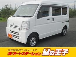 三菱 ミニキャブバン 660 G ハイルーフ 5AMT車 4WD (2/4人) ※オートギアシフト車