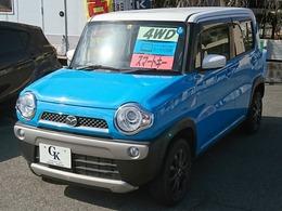 マツダ フレアクロスオーバー 660 XT 4WD ナビ・Bluetooth・1オーナー・禁煙車