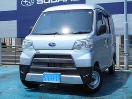 スバル サンバー 660 トランスポーター スマートアシスト 4WD オートマ 下取 禁煙 ワンオーナー 3年保証