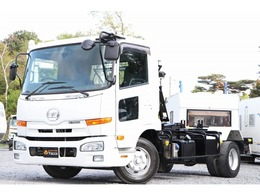 UDトラックス コンドル 新明和アームロール CCA44-30 積載3.65t ツインホイスト リモコン DPF EHS