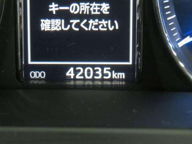 走行距離約42000キロ! まだまだこれからのおクルマですので、ぜひ大切に乗ってあげてください☆