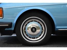 ホワイトリボンタイヤがよい雰囲気です