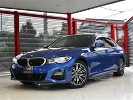 BMW 3シリーズ 320i Mスポーツ ハーフレザー 衝突軽減 電動テールゲート