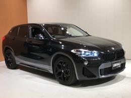 BMW X2 xドライブ18d MスポーツX エディション ジョイプラス ディーゼルターボ 4WD AアクティブセーフPKG 黒革 パワーシート