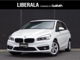 BMW 2シリーズアクティブツアラー 218i 正規D車 純正HDDナビ インテリS