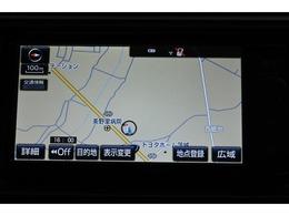 純正SDナビゲーション(NSZN-W64T)  初めて行く場所でも道に迷うことなく安心です!