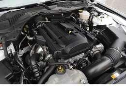 2.3L EcoBoostエンジンはパワフルです!