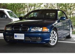 BMW 3シリーズカブリオレ 330Ci 本革シート ハーマンカードン 17アルミ