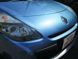 綺麗な青のルーテシアいかがでしょうか。全国納車承ります。是非お問い合わせください。
