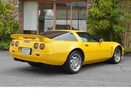 1994y シボレー コルベット C4 正規ディーラー車が入庫いたしました!
