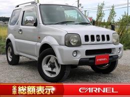 スズキ ジムニーワイド 1.3 JZ 4WD 検2年 M/T車 純正15AW CD再生 4WD SUV