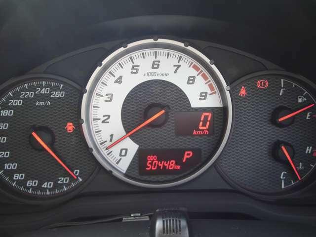 走行距離は約51.000キロ、まだまだこれからです!