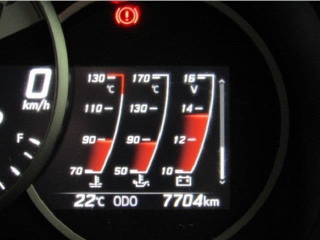 走行距離は少なく、およそ8,000kmです。