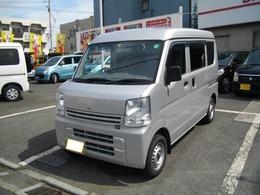 三菱 ミニキャブバン 660 G ハイルーフ 5AMT車 エアコン/パワステ/Wエアバッグ