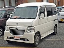 ホンダ バモスホビオ 660 L ナビ/TV モデューロエアロ