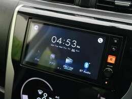 車内をお好きな音楽で彩るBluetooth機能が備わっております♪