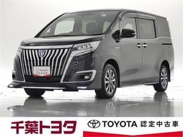 トヨタ エスクァイア 1.8 ハイブリッド Gi トヨタ認定中古車 予防安全装置装着車