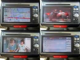 SDナビ・TV・USB・バックカメラ・Bluetooth・CD・DVD・SDカード対応