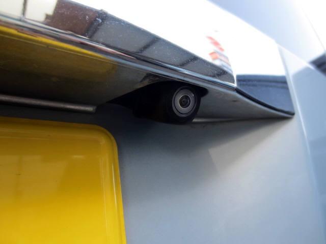 今やバックカメラは必需装備ですね! 安心安全運転バックオーライ(^o^)/