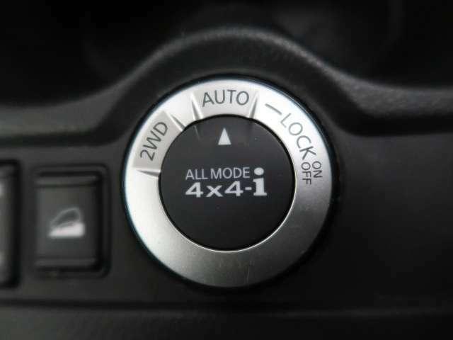 【2WD・4WDの切り替えも可能です!!】