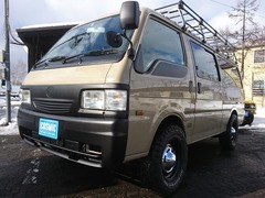 マツダ ボンゴブローニイバン の中古車 2.0 GL-S 低床 ディーゼルターボ 4WD 北海道北広島市 238.0万円