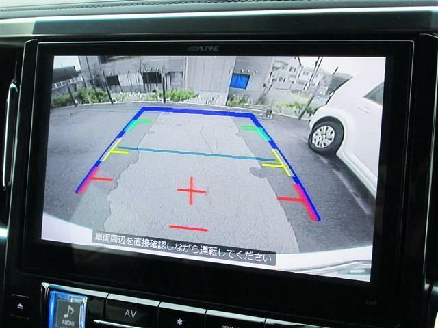 ◎アルパイン製フルセグSDナビで画面も大きく使いやすい物が装備されています!!