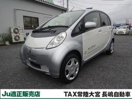 三菱 アイ・ミーブ(軽) X 急速充電 プレミアムインテリアPK