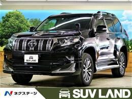 トヨタ ランドクルーザープラド 2.7 TX Lパッケージ 4WD モデリスタエアロ サンルーフ 19インチAW
