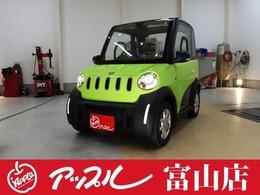 輸入車その他 超小型EV e-Apple リチウムイオン電池仕様車