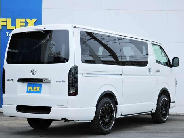 茨城県最大級のハイエース専門店!新車から中古車までラインナップ!