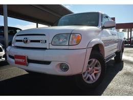米国トヨタ タンドラ アクセスキャブ リミテッド 4.7 V8 4WD 新車並行 フルレザーシート ヒッチメンバ