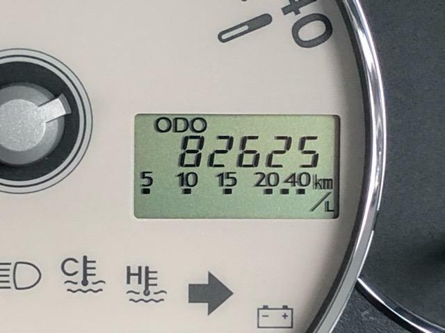 こちらのお車は走行8万キロ越えですが、こまめなメンテナンスで内外装共にキレイ☆まだまだ現役で走れるお得な1台です(^^ゞ