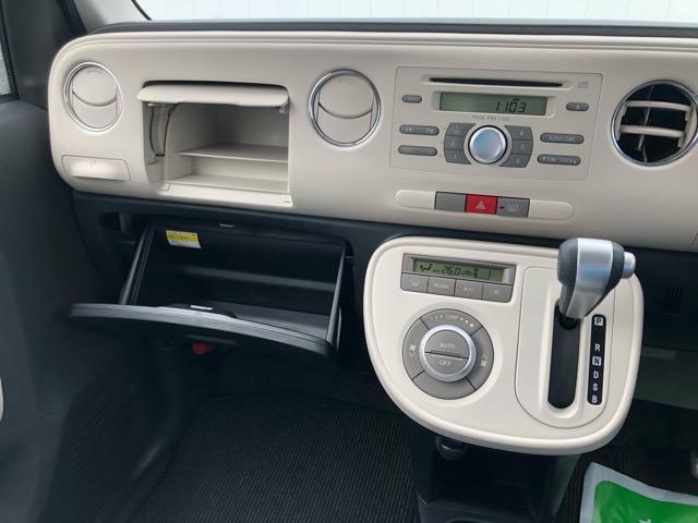 【グローブボックス】現在では車検証入れなどとして活用されることが多いですよ☆