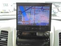 HDDナビ(AVIC-VH9990)フルセグ、CD録音、DVD再生