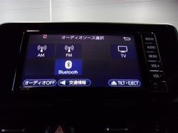 Bluetooth接続対応。ハンズフリー通話も可能です♪