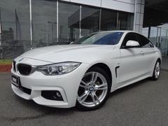 BMW 4シリーズグランクーペ の中古車 420i Mスポーツ 愛知県小牧市 225.0万円