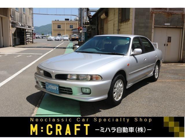 平成7年 ギャランVR4  V6 2000cc 5速マニュアル!