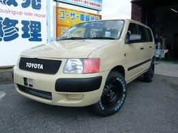 トヨタ サクシードバン 1.5 UL リフトアップ M/Tタイヤ ナビTV