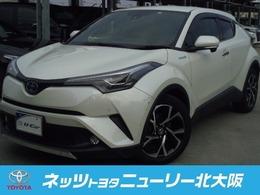 トヨタ C-HR ハイブリッド 1.8 G LED エディション 保証付