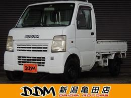 スズキ キャリイ 660 KCエアコン・パワステ 3方開 4WD エアコン/パワステ/4WD