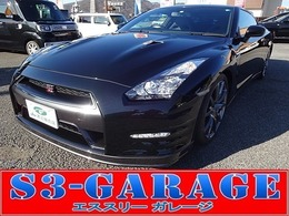 日産 GT-R 3.8 ブラックエディション 4WD 1オーナー 禁煙車 HDDナビ TV