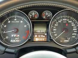 TTSロゴ入り300km/hメーター('ω')