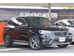 BMW X1 sドライブ 18i xライン 1年保証付 ワンオナ TVチューナー 茶革