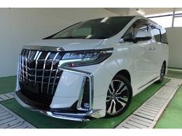 トヨタ アルファード 2.5 S Cパッケージ JBLサウンドシステム